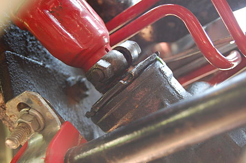 Replacing the lower steering shaft bearing and steering gear coupling on a CJ-dsc_0026.jpg