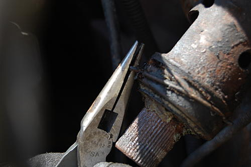 Replacing the lower steering shaft bearing and steering gear coupling on a CJ-dsc_0030.jpg