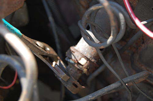 Replacing the lower steering shaft bearing and steering gear coupling on a CJ-dsc_0032.jpg