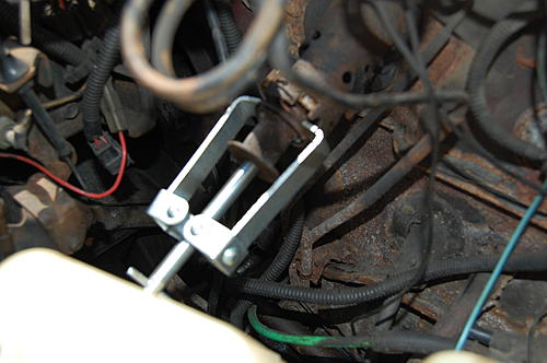 Replacing the lower steering shaft bearing and steering gear coupling on a CJ-dsc_0033.jpg
