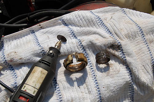 Replacing the lower steering shaft bearing and steering gear coupling on a CJ-dsc_0034.jpg