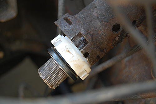 Replacing the lower steering shaft bearing and steering gear coupling on a CJ-dsc_0043.jpg