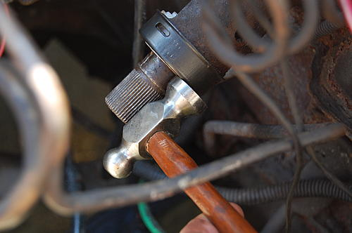 Replacing the lower steering shaft bearing and steering gear coupling on a CJ-dsc_0045.jpg
