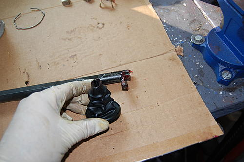Replacing the lower steering shaft bearing and steering gear coupling on a CJ-dsc_0058.jpg
