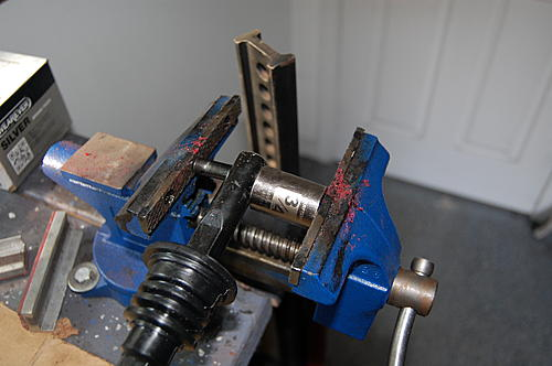 Replacing the lower steering shaft bearing and steering gear coupling on a CJ-dsc_0061.jpg