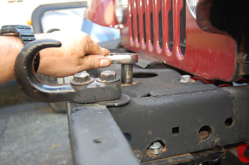 Replacing the lower steering shaft bearing and steering gear coupling on a CJ-dsc_0071.jpg