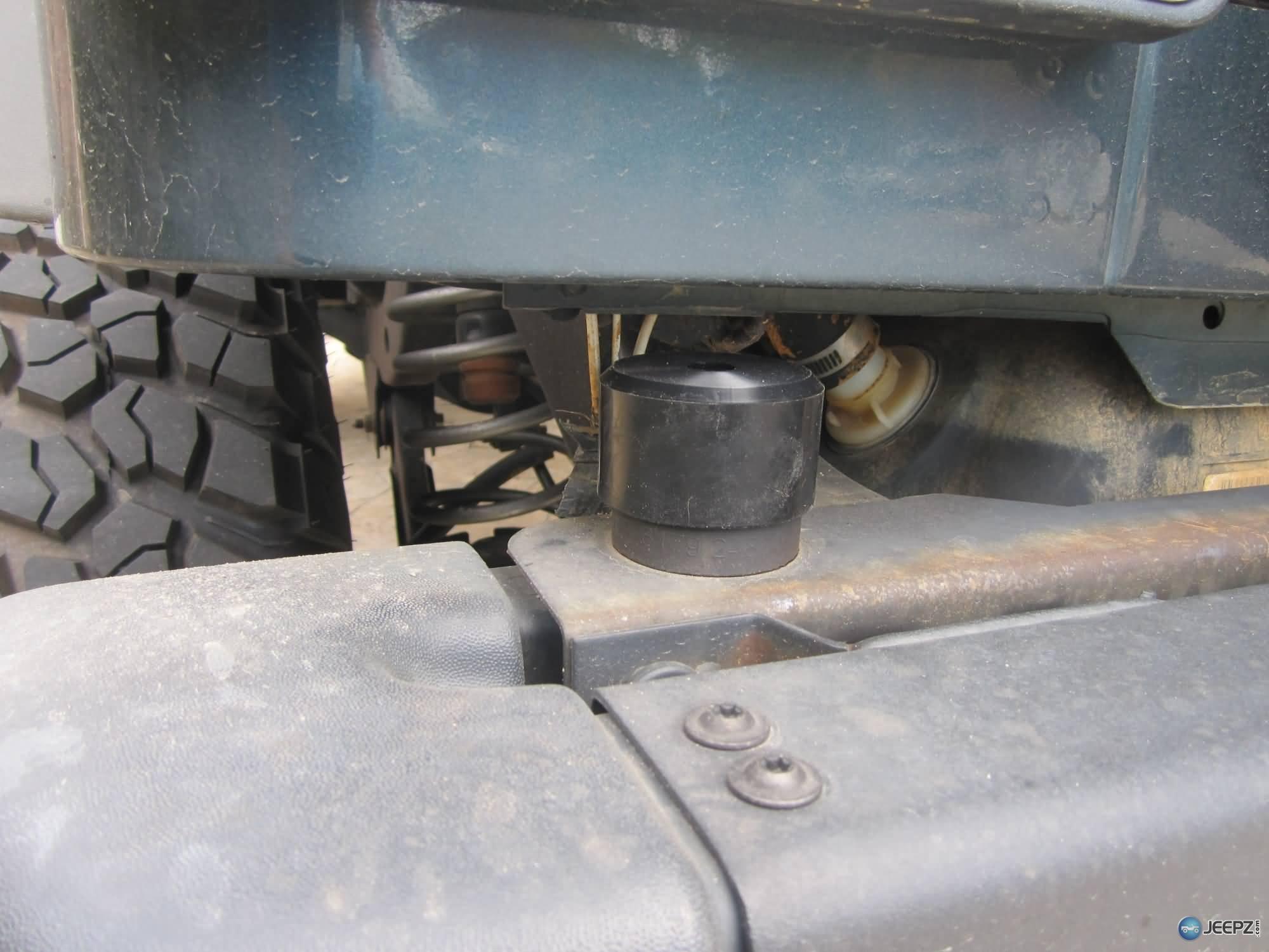 Body Lift Install - Jeep Wrangler