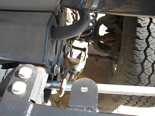 Jeep Control Arm Install-moving-jeep-axle.jpg