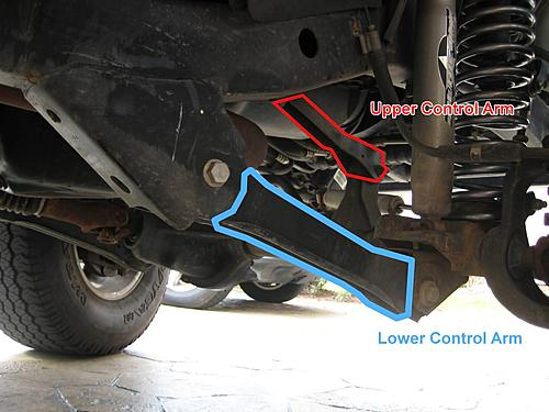 Wrangler death wobble - What causes it and how to fix it-jeep-control-arms.jpg