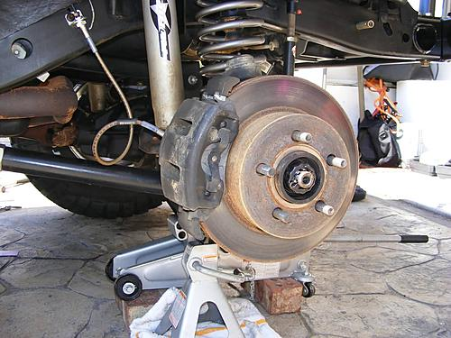 Jeep Wrangler Ball Joint Replacement-2-remove-front-tire.jpg