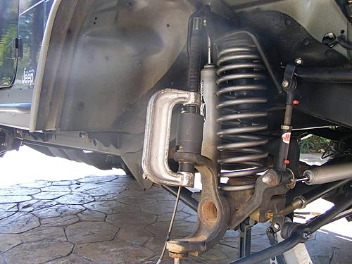 Jeep Wrangler Ball Joint Replacement-12-pressing-out-upper-ball-joint.jpg