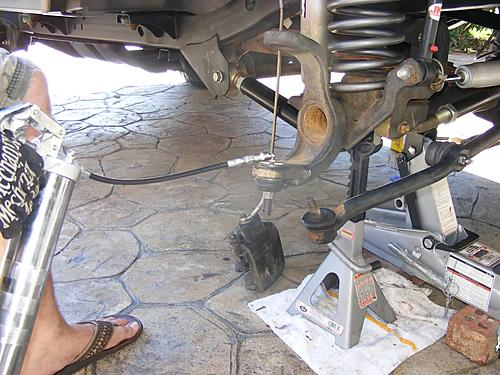 Jeep Wrangler Ball Joint Replacement-18-lower-ball-joint-greasing.jpg