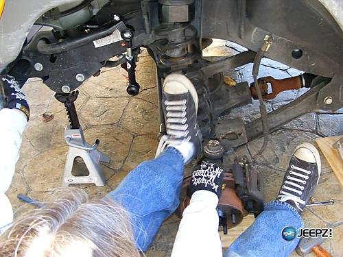 """Lift your TJ - installing a Rubicon Express 2"""" coil spacer kit-install_coil2_jeep_wrangler_coil_suspension_lift.jpg"""