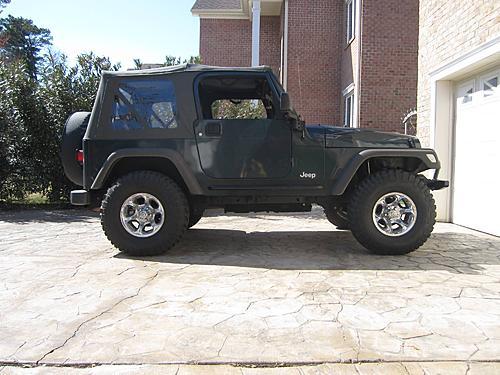 Body Lift Install - Jeep Wrangler-01-wrangler-body-lift-install-before.jpg