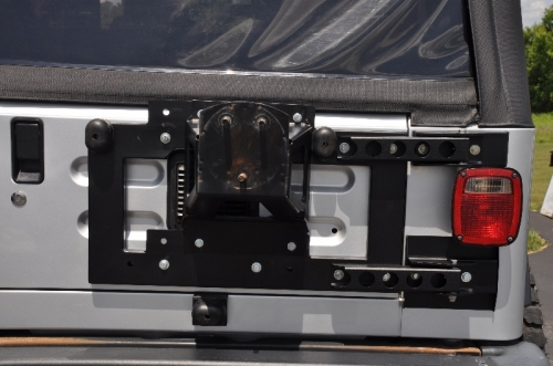 Exogate Spare Tire Carrier