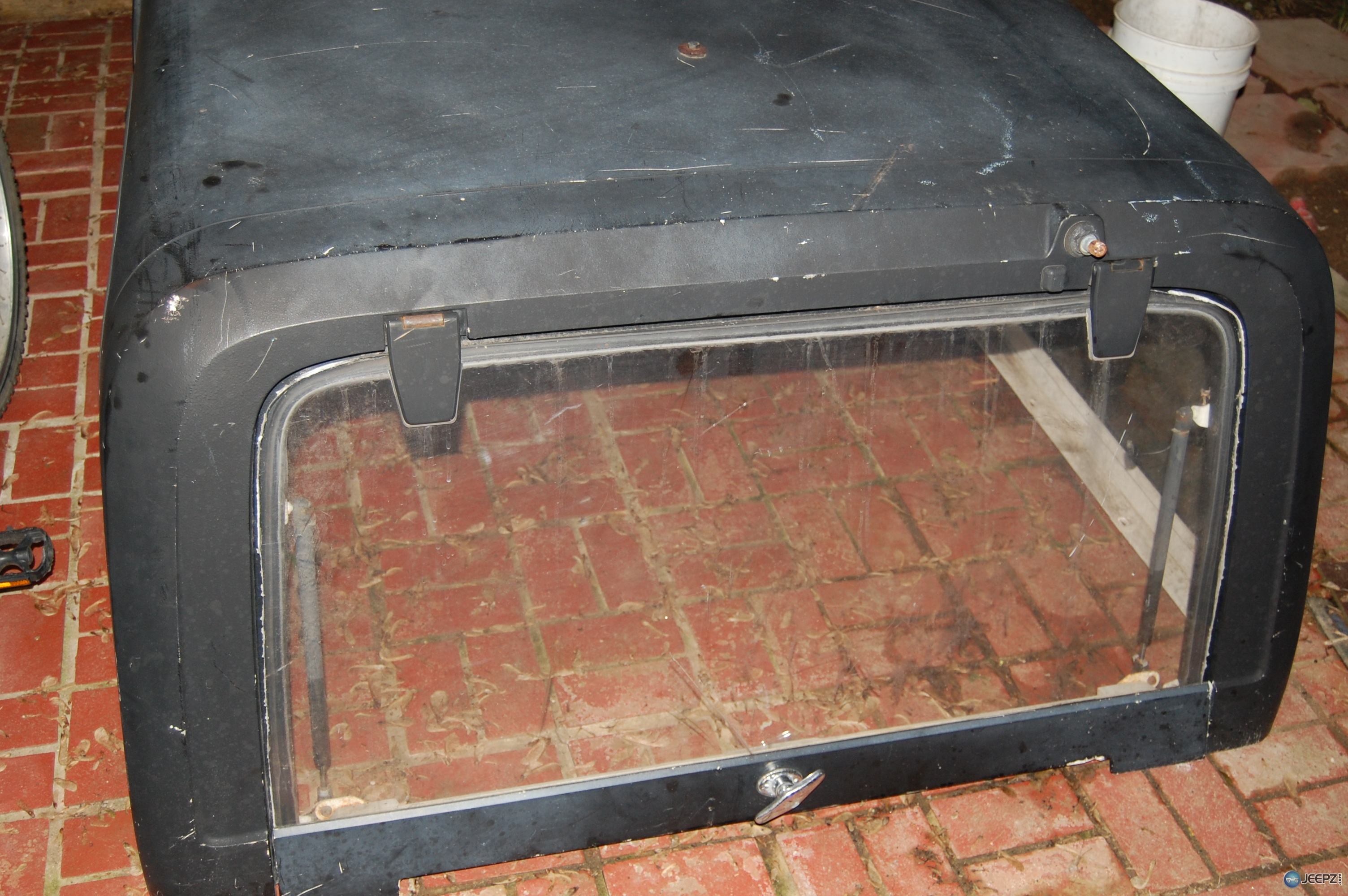 Help With Hardtop For Cj7