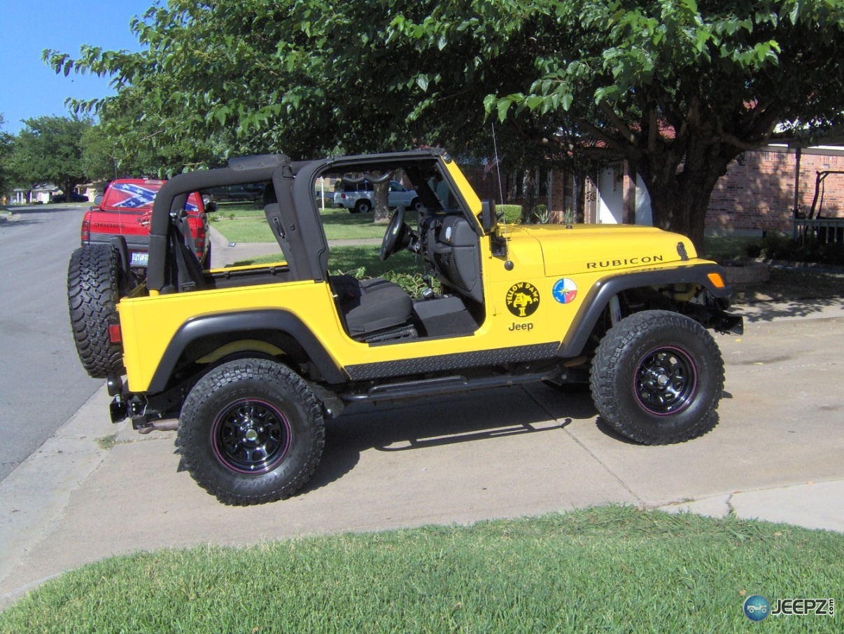 Jeep Wrangler Tj Build >> i get to paint my jeep at school what color