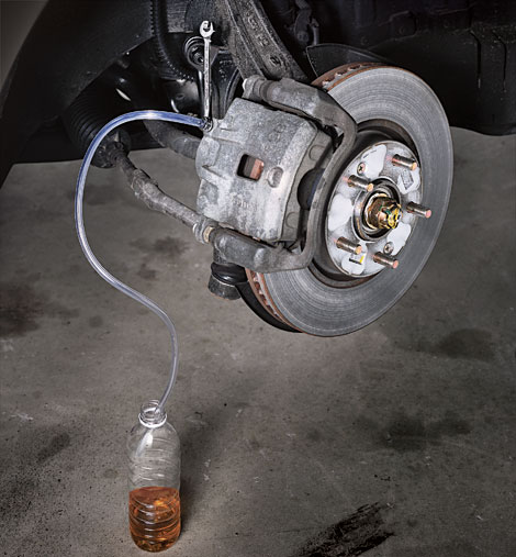 How Do I Replace The Master Cylinder