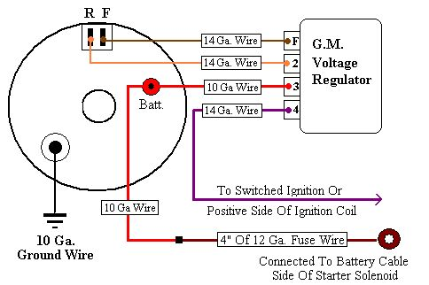 15828d1357520744 73 rebuild question gmregulator_zps68f904dd converting to 3 wire internal regulator questions team camaro 1966 mustang voltage regulator wiring diagram at gsmx.co