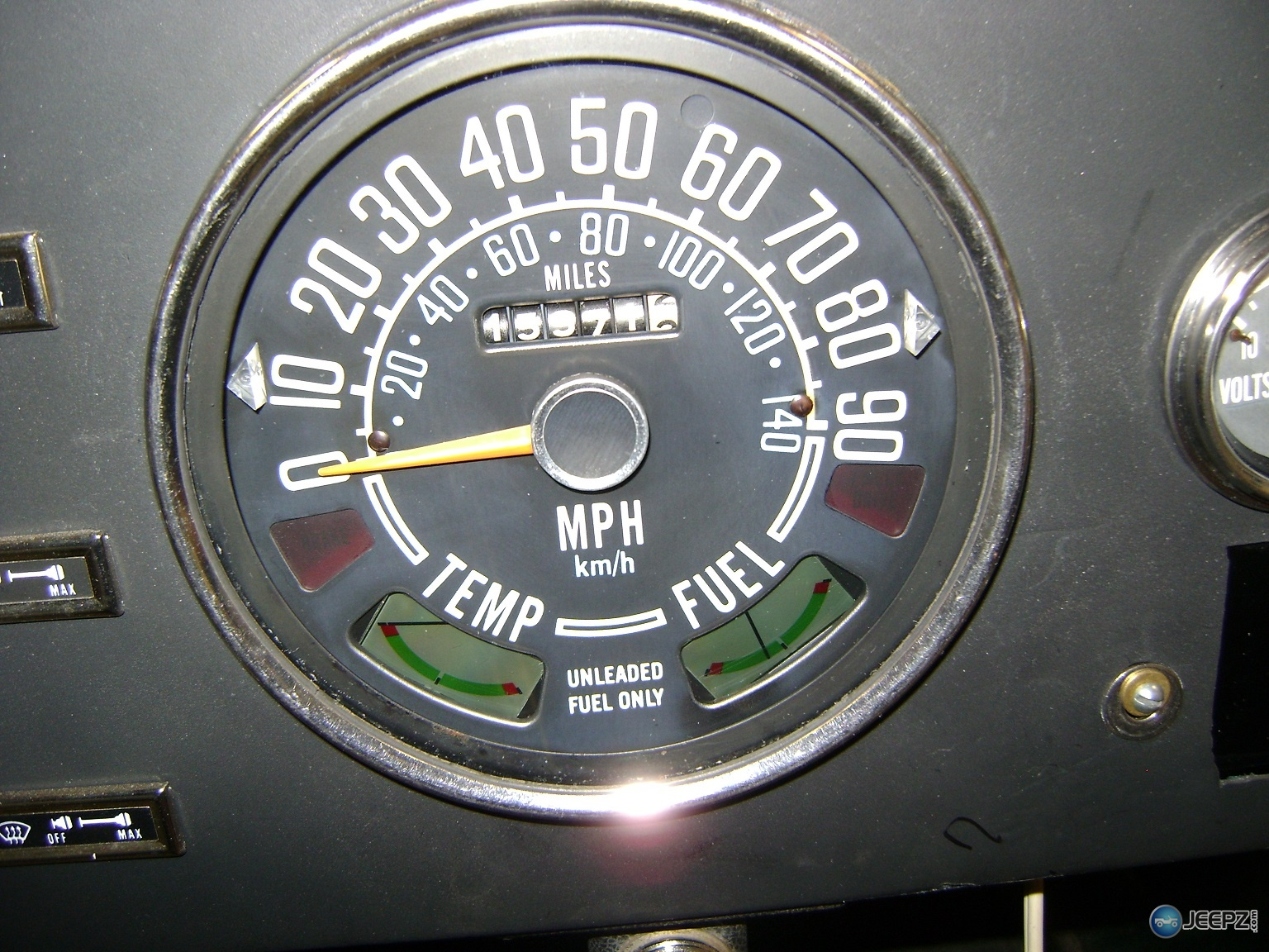 78 CJ5 Fuel and Temperature Guage Nightmares