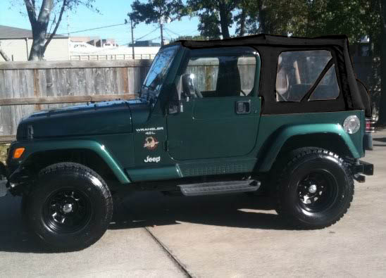3 Inch Body Lift With 32s Or 33s