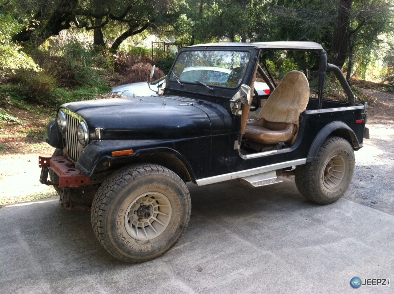 77 Jeep Cj7 Models