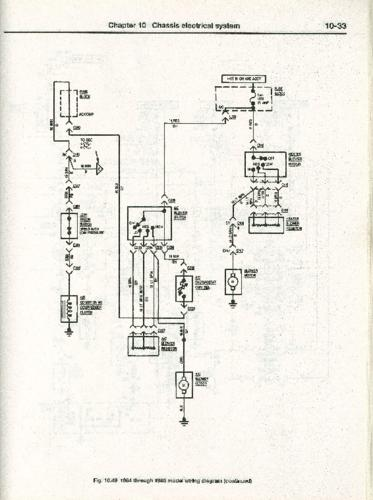 84 cj7 fuel diagram