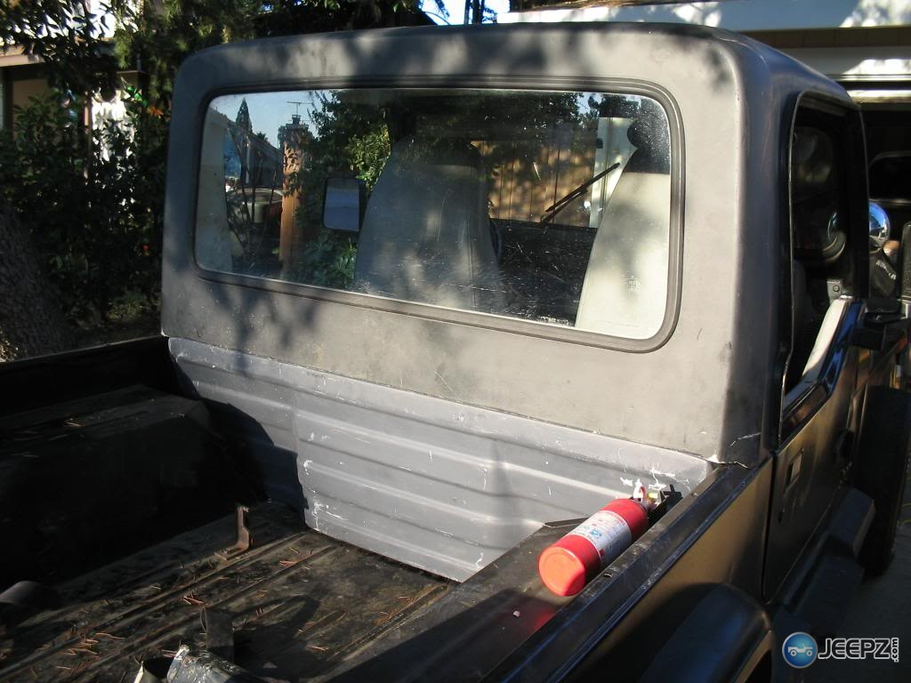 Tj Hardtop To A Yj