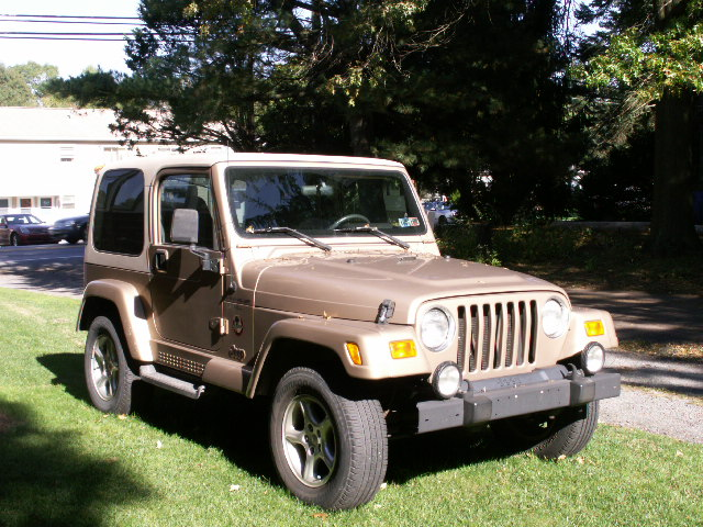 Help My Jeep Fell Apart