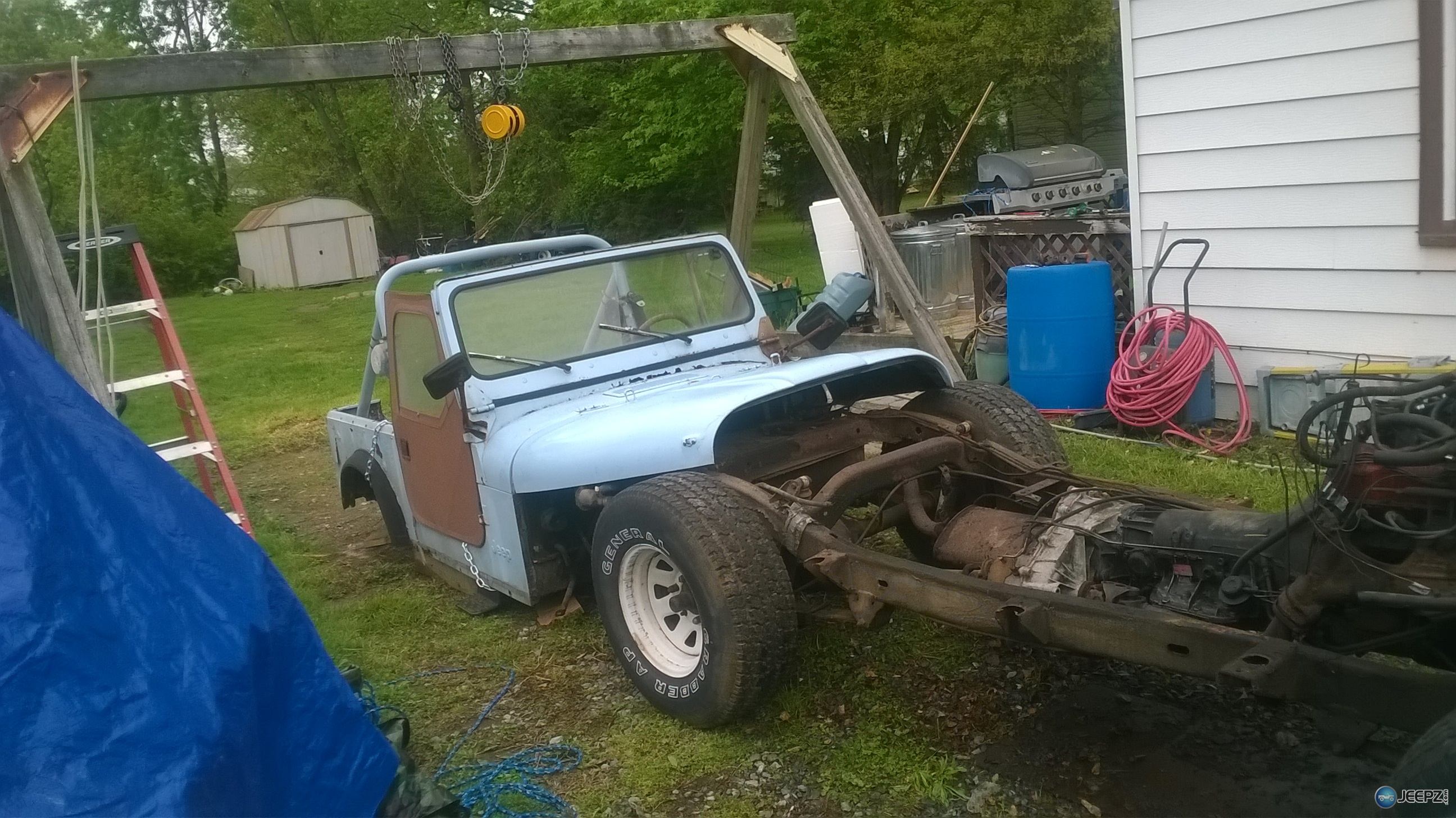 Bigdaddygb s 1979 jeep cj7 wp_20160502_008 jpg