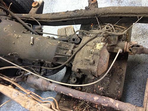 1979 CJ7 Quadra Trac with TH400 - With a Chevy 350 Vortec Motor-  Flex Plate question-11-1-2016-015.jpg