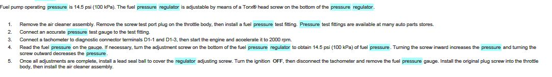 1988 YJ fuel problem