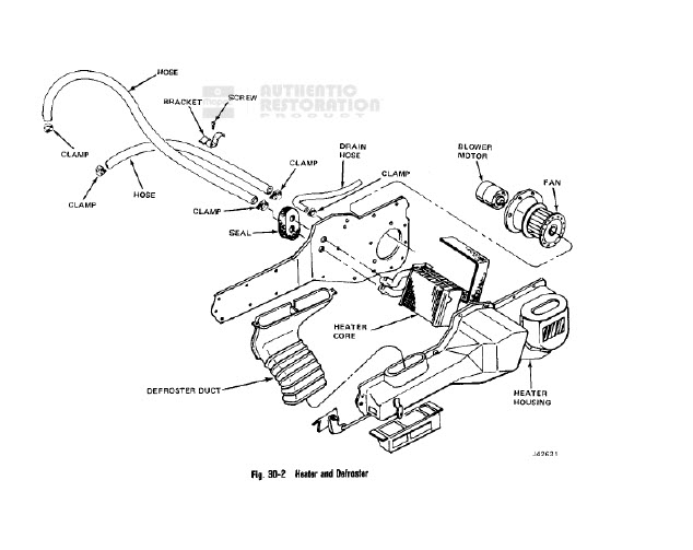 89 corvette vacuum hose diagram