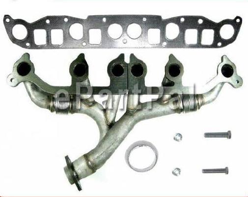 cracked exhaust header repair?