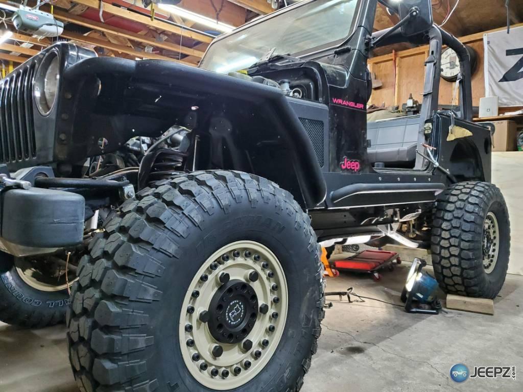 jeep 99 tj wiring harness  jeepz.com