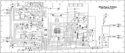 cj5 wiring diagram rh jeepz com CJ7 Wiring-Diagram Large CJ7 Wiring-Diagram Large