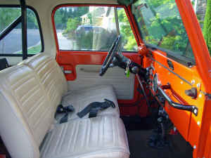 ever seen a bench seat in a yj