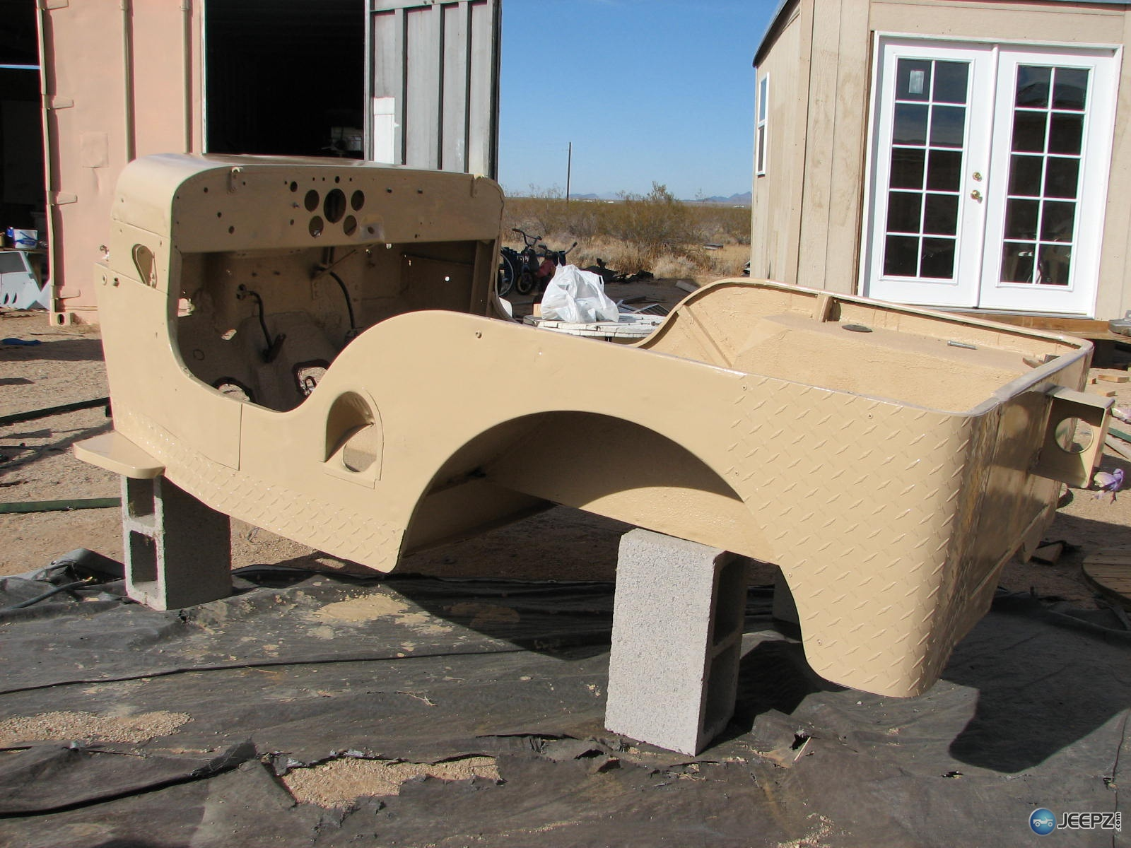 Lake Norman Jeep >> Want to paint your Jeep a different color ... but don't ...