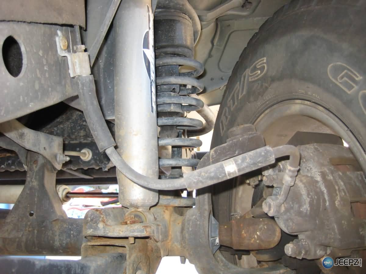 Jeep Cj Brake Line : Need to find brake lines that are quot longer
