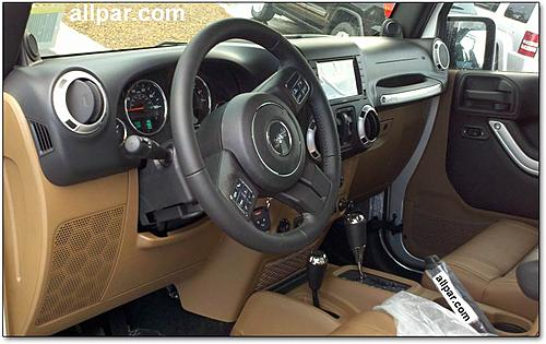 Wrangler gets a new interior for 2011-2011-jeep-wrangler-interior.jpg