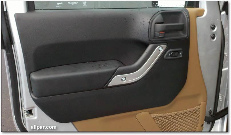 Part Number For Silver Grey Door Trim Jeep Wrangler Forum