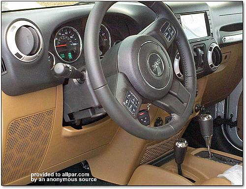 Wrangler gets a new interior for 2011-detail.jpg