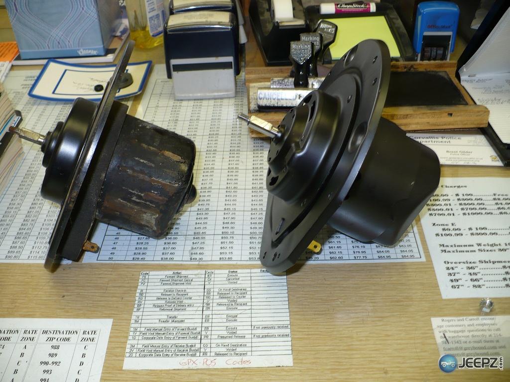 Heater Blower Upgrade