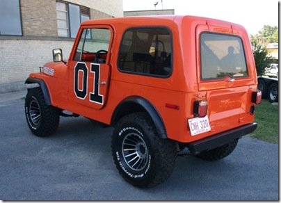 Jeep Paint Idea Any Thoughts