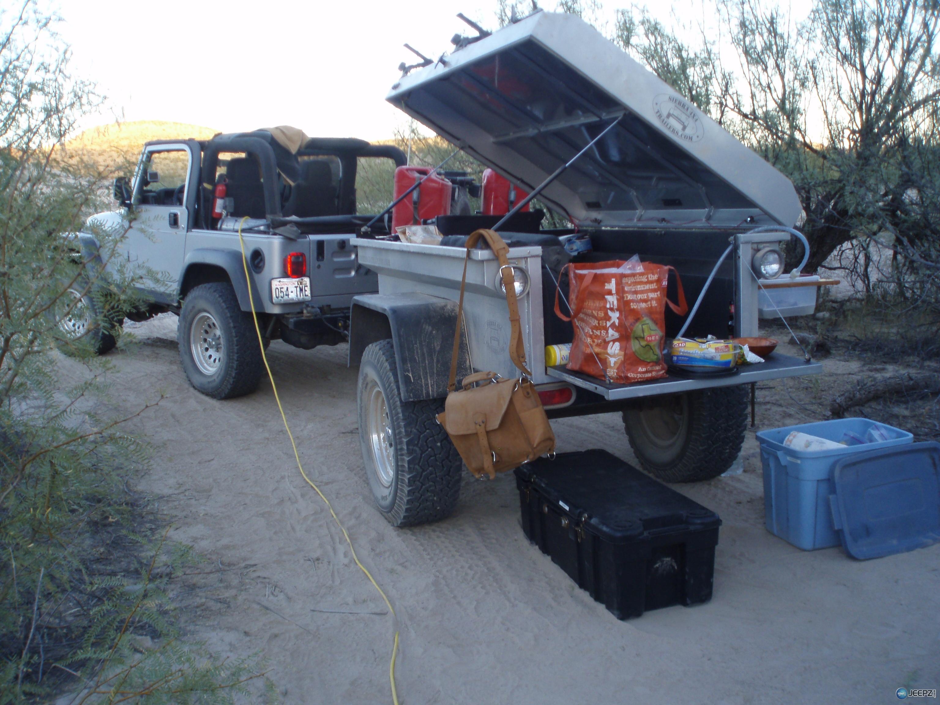 Trailer Or Roof Rack 226