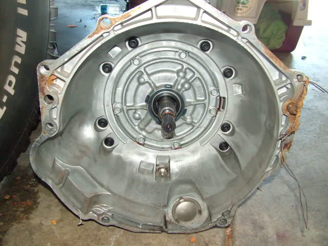 Chevy S10 Bolt Pattern >> 6.0L to 4L60e will they bolt up?