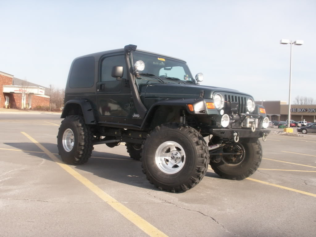 for sale 2003 jeep wrangler sport tj extreme modifications lifted. Black Bedroom Furniture Sets. Home Design Ideas