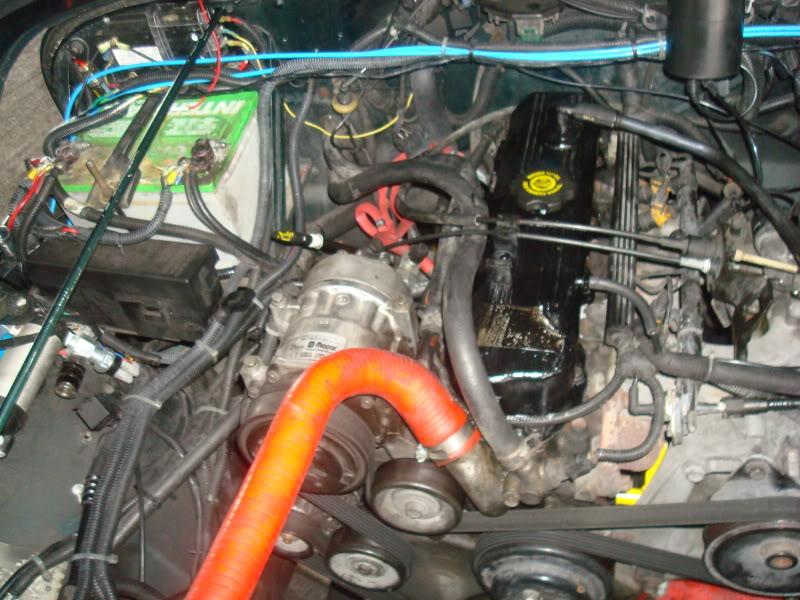 95 Wrangler Check Engine Light On-Won't Start