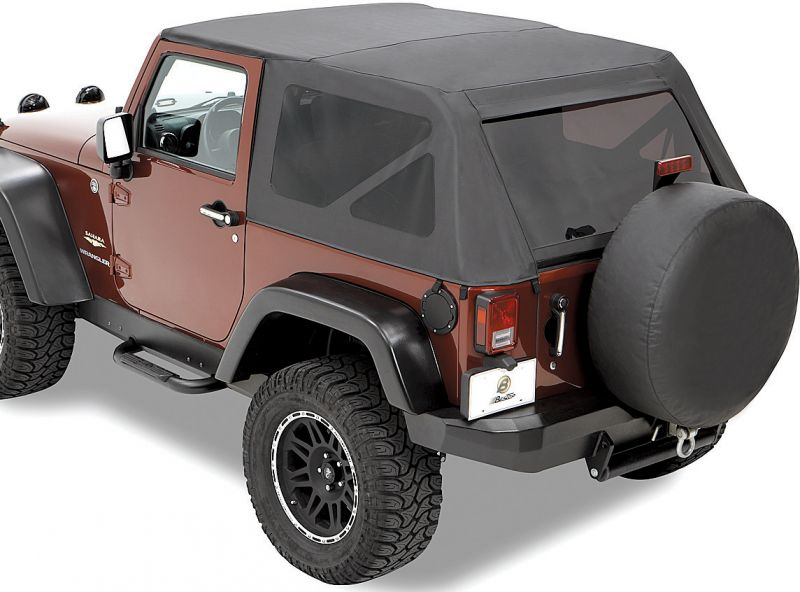Frameless Soft Top