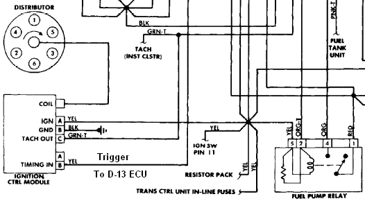 1987 Wrangler Ignition Wiring Diagram - Wiring Diagrams Folder on